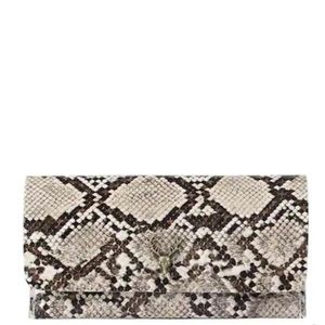 3dd559c8ce Zara Bags   Designer Inspired Wallet Quilted Lambskin   Poshmark